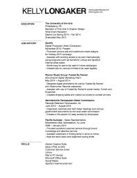 Building Contractor Resume Résumé U2014 Kelly Longaker