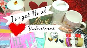 Valentine S Day Home Decor Target by Target Dollar Spot Haul Valentines 2017 Youtube