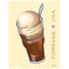 soda fountain favorites forever stamps usps