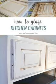 Diy Cabinet Makeover With Glaze by Amy Strickland Amyrgilbert55 On Pinterest