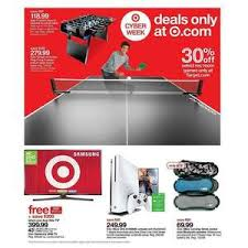 target black friday cyber deals target cyber monday 2016 ad