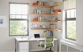 wall bookshelf ideas home office shelving ideas float wood wall shelves office by r