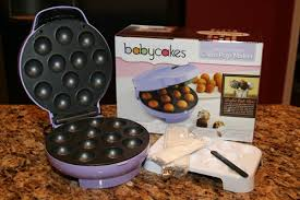 cake pop maker easy to make your own cake pops with the babycakes cake pop maker