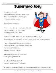2nd grade reading comprehension worksheets worksheets