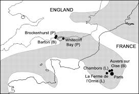 new species and records from the eocene of england and france