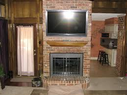 kitchen mantel ideas kitchen room design fireplace tv above tv fireplace wooden