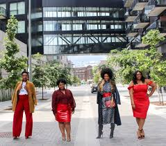 paint the town red u2013 fab four fashion