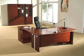 modern executive desk set executive office set luxurious modern executive office furniture