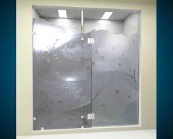 crl arch frameless vertical post shower door system