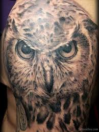 tribal owl tattoo owl tattoos tattoo designs tattoo pictures