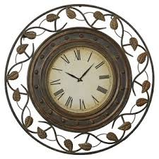 decorative bathroom clocks wayfair