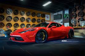 Ferrari 458 Matte Black - ferrari 458 speicale adv05 m v2 cs matte black