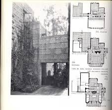 Millard House by Walter Gropius I Frank Lloyd Wright Frank Lloyd Wright Millard