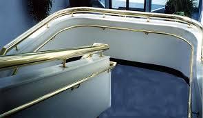 Brass Handrails Brass Railings Architectural Metal Works