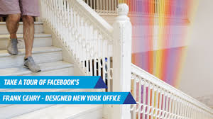 take an all access tour of facebook u0027s new york city office inc