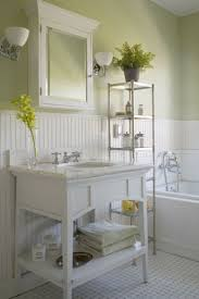 Wainscoting Ideas Bathroom by Brilliant Bathroom Designs Using Beadboard Charming Wainscoting In