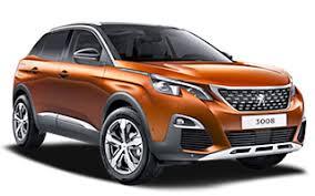 peugeot car lease deals peugeot 3008 personal car leasing deals uk lingscars