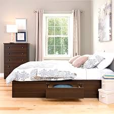 make a queen size bed with drawer storage youtube fine birdcages