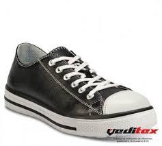 sabot de securité cuisine chaussure de sécurité basse en cuir type converse s3 src soul low