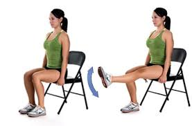 Office Chair Exercises Knee Pain Relief Exercises For The Office Cornelius Nc