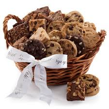 Cookie Gift Baskets Mrs Fields Cookie Brownie Sympathy Gift Baskets In My Opinion