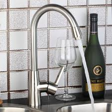 popular best kitchen tap buy cheap best kitchen tap lots from best kitchen vessel sink nickel brushed faucet 97196 swivel spout mixer tap faucet single hole taps