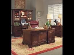 richmond executive desk set by aspen home youtube