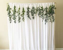 wedding backdrop curtains wedding backdrop etsy
