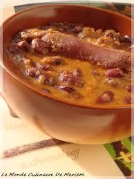 cuisiner des haricots rouges secs ragoût de haricots rouges aux pattes d agneau salé
