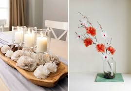 Non Flower Centerpieces For Wedding Tables by Picks On Paper Non Floral Centerpiece Ideas