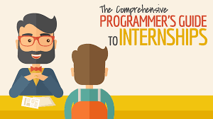programmer u0027s guide to internship