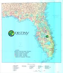 Map Of Florida Airports by Exhibits Project Destiny