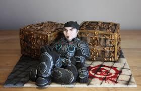war cakes gears of war cake by kateskakes on deviantart