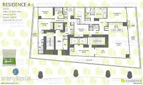 turnberry ocean club floor plans