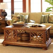 tommy bahama coffee table tommy bahama coffee table beach house coffee table with storage