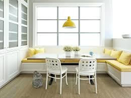 built in dining table built in dining table bench dining banquette dining room