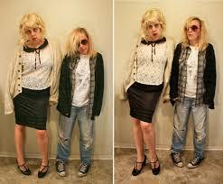 grunge halloween costume bo and su halloween costumes 2014 kurt u0026 courtney flickr