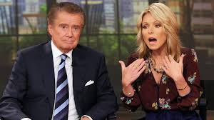 kelly and michael halloween 2017 regis philbin talks losing touch with kelly ripa u0027she got very