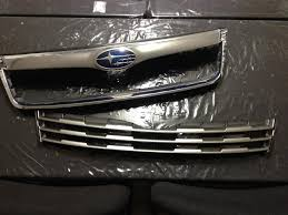 subaru forester grill ozfoz com u2022 view topic why i needed a stock grill sh grill mod