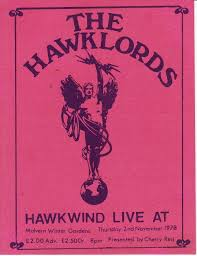 hawkwind 1978