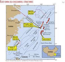 East China Sea Map by A Case Study Of The Senkaku Diaoyu Island Dispute U2013 Daniel Allan