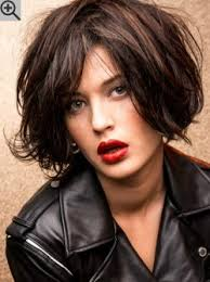 bob haircuts with volume trendy bob with volume and styled for a fresh out of bed look