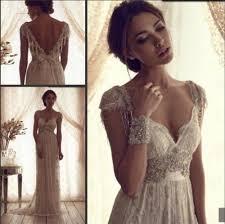 wedding dress ivory ivory wedding dress loaded with rhinestones 2041384 weddbook