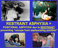 POSITIONAL <b>ASPHYXIA</b> death.