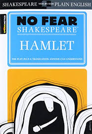 hamlet sparknotes no fear shakespeare books
