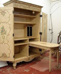 sewing armoire french armoire sewing cabinet diy projects for everyone