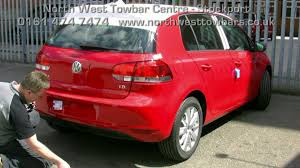 towbar video vw golf 6 westfalia detachable youtube