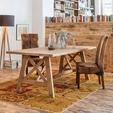 Esszimmerst Le In Korb Massivholztisch Von Maison Belfort Bei Home24 Bestellen Home24