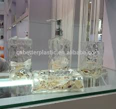 Shell Bathroom Accessories by List Manufacturers Of Acrylic Bathroom Accessory Items Buy
