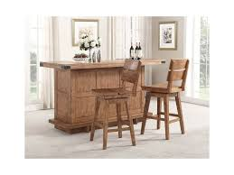 e c i furniture shenandoah 0515 shenandoah bar with built in
